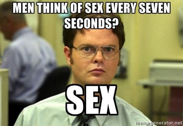 7 seconde