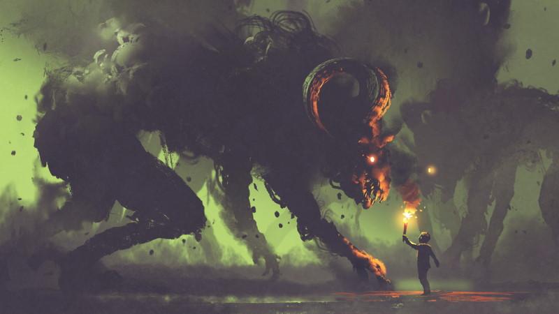 monsters in dromen