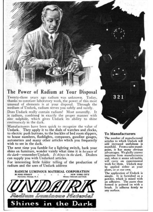 radium tegen impotentie