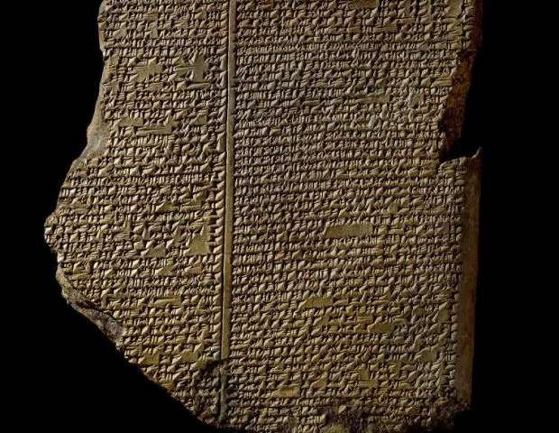assyrische tablet