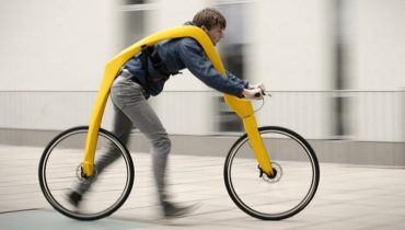 Fliz Bike - bizarre loopfiets