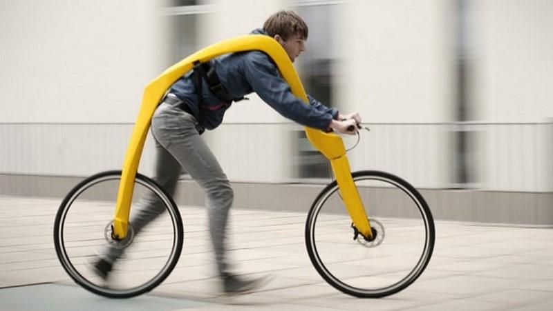 Fliz Bike - bizarre loopfiets