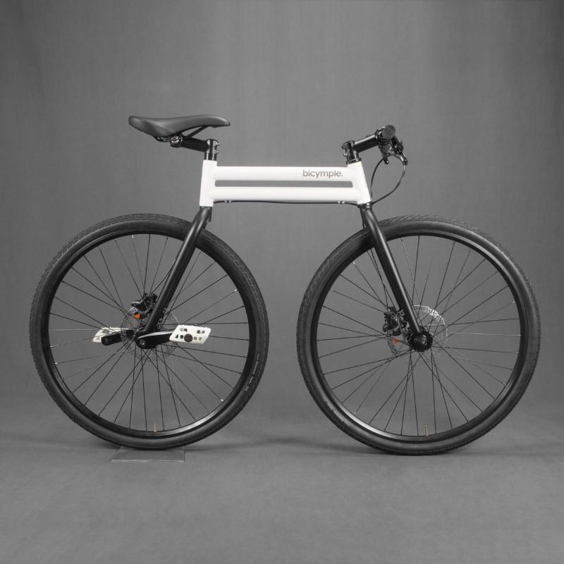 bicymple - de simpele fiets