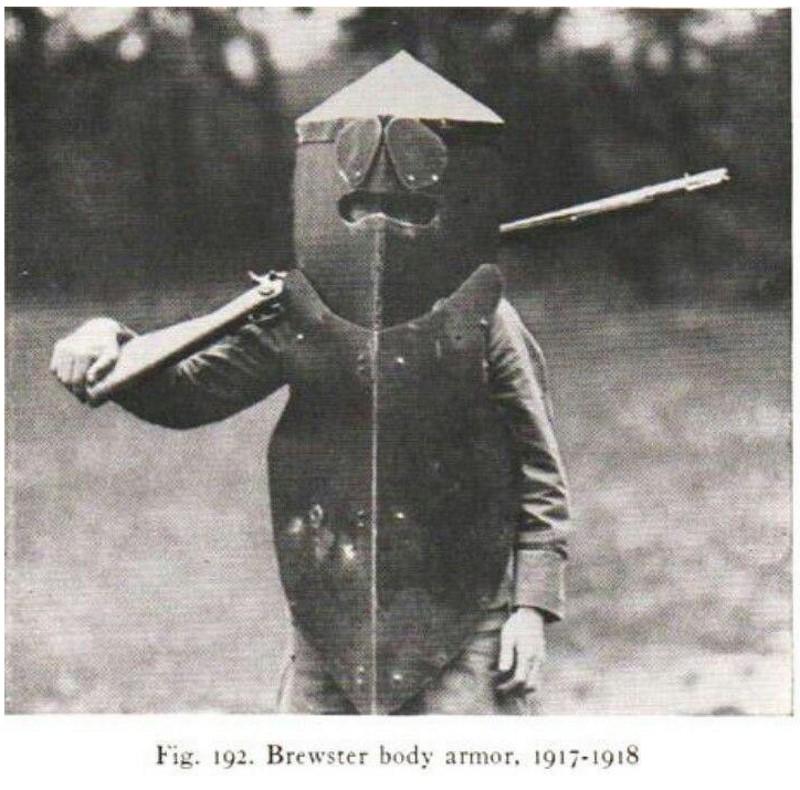 brester ody armor