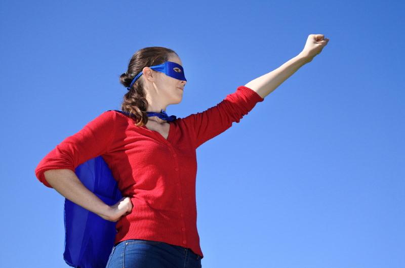 echte superhelden