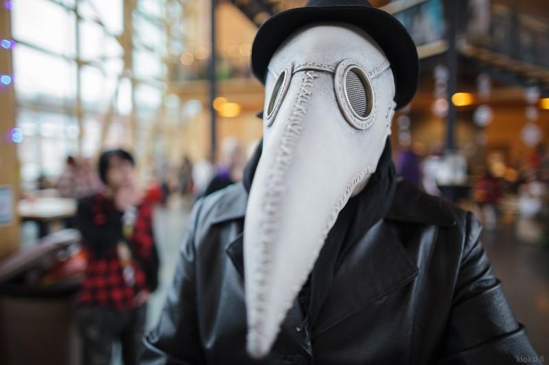 pest masker