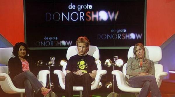 De Grote Donorshow - bnn