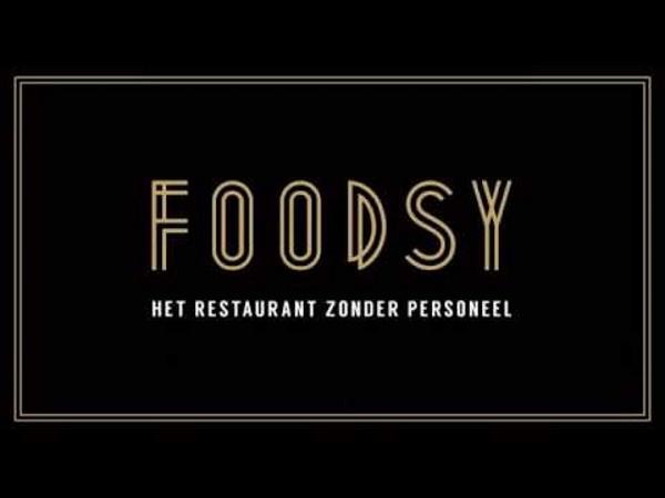 foddsy - restaurant zonder personeel  - stunt van fnv