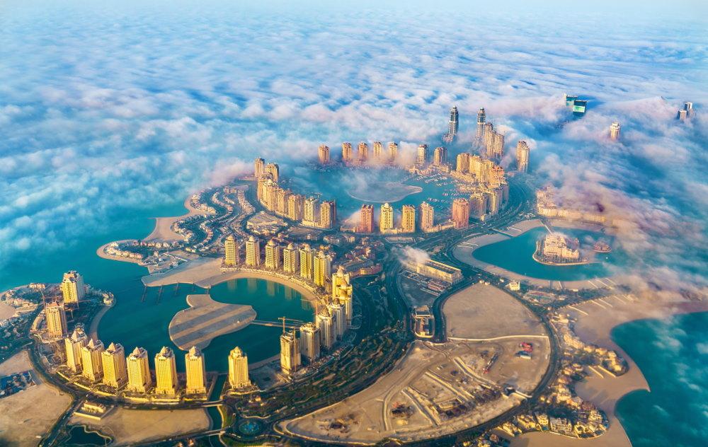 qatar - het rijkste land ter wreeld