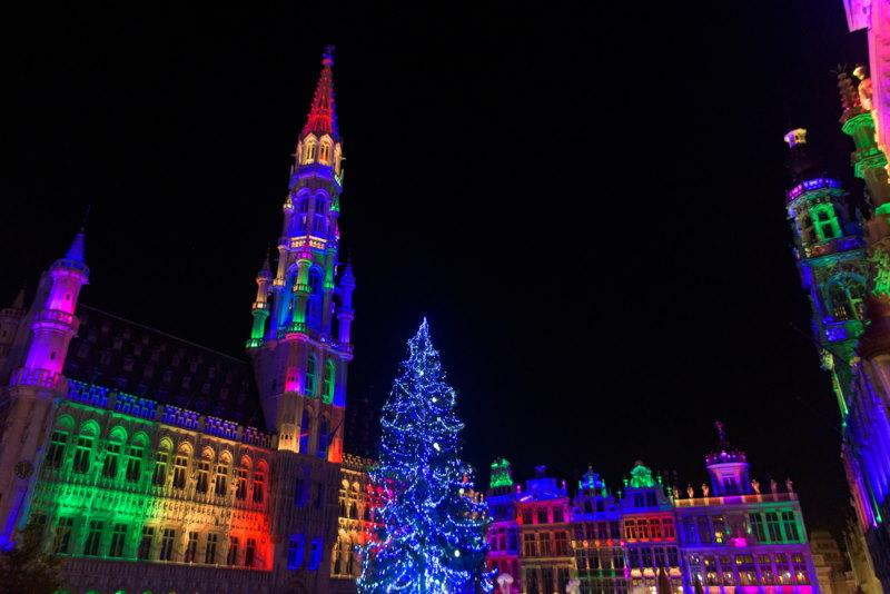 Brussel - Plaisirs d'Hiver